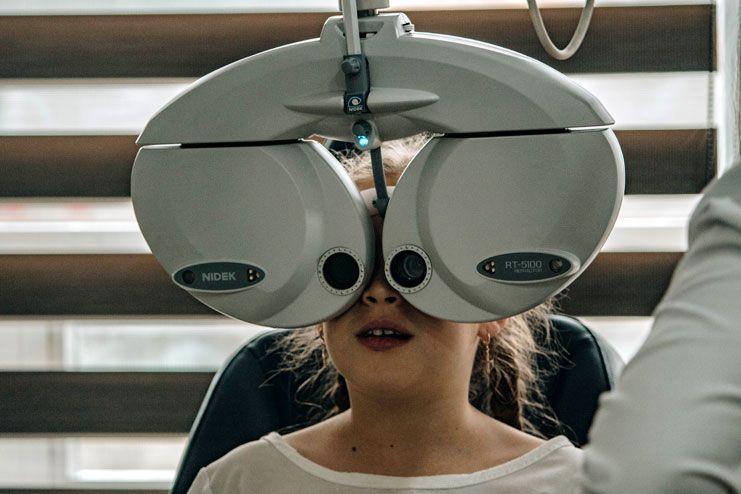 Chronic eye disease