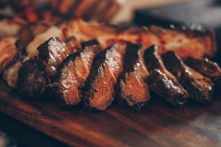 Reduce the consumption of red meats