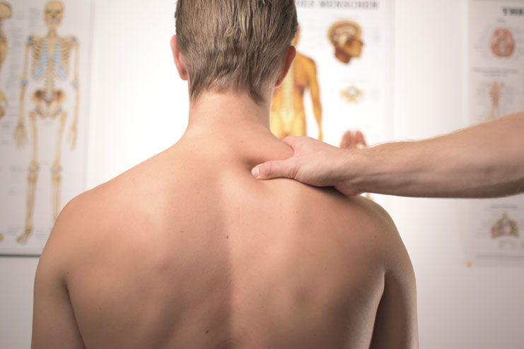 Weakened muscle health
