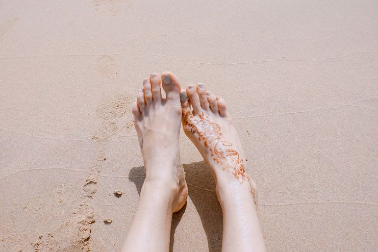 What does your foot shape say about your personality