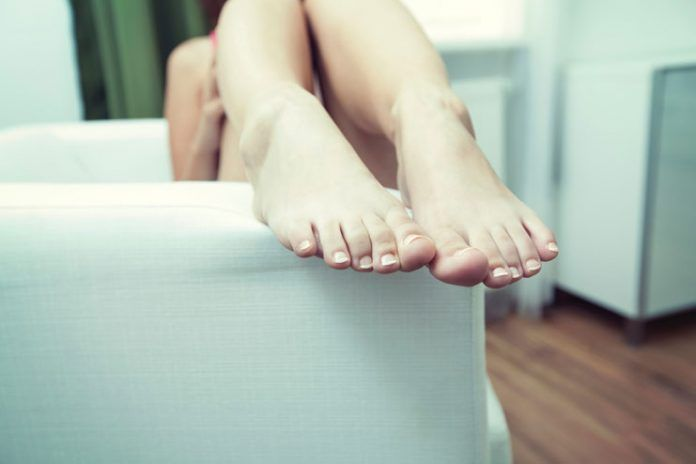 what your foot shape says about your personality
