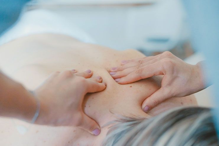 Does body massage help with weight loss