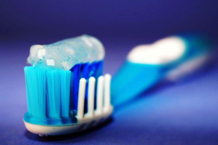 Improper oral hygiene