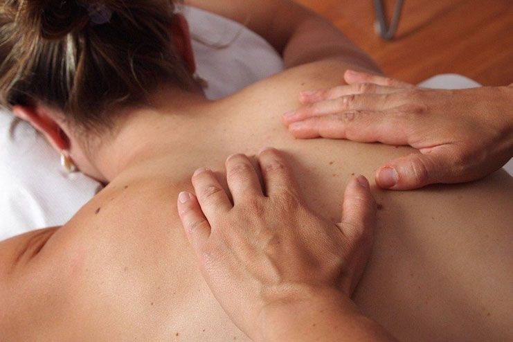 Types of body massage for weight loss