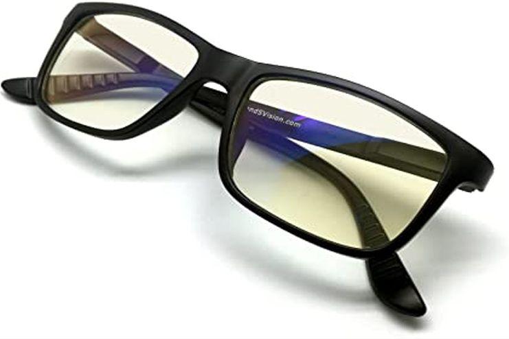 J S Vision Blue Light Shield Computer Glasses
