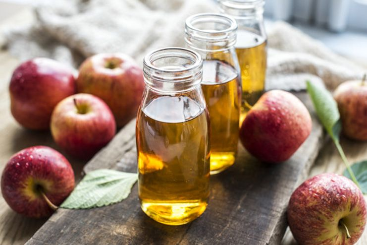 Apple Cider Vinegar for Underarm odour