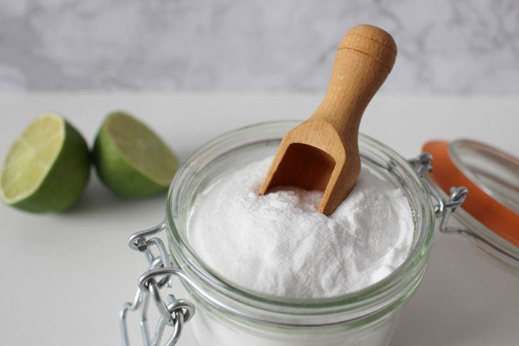 Baking Soda for Underarm Odour