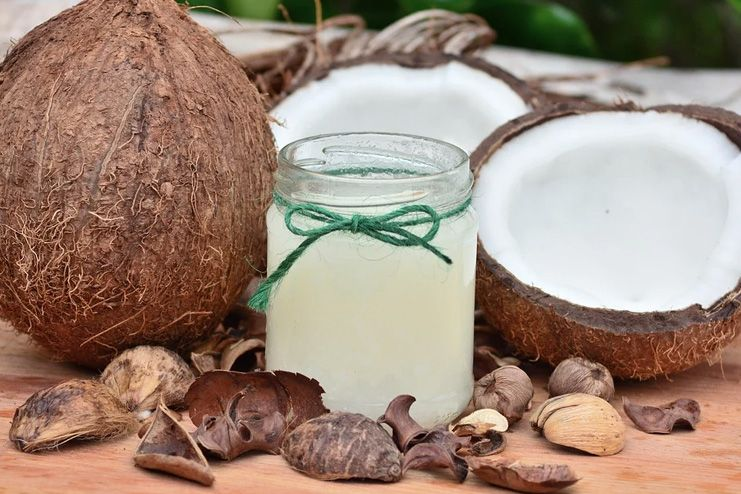 Coconut Oil for Underarm Odour