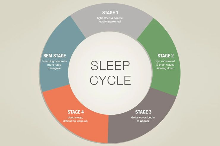 Disruption of Natural Sleep Cycle