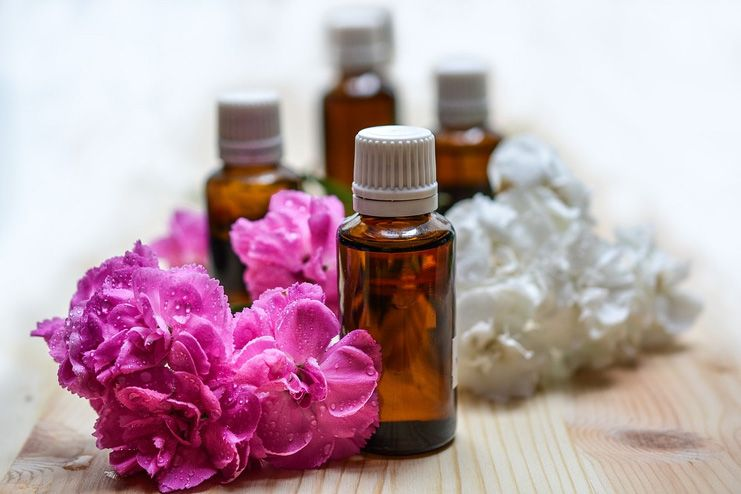 Essential Oils for Underarm odour