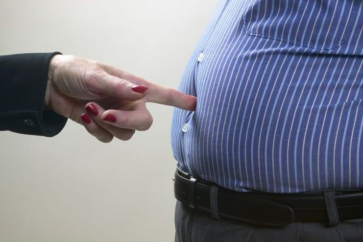 Heightened risks of obesity