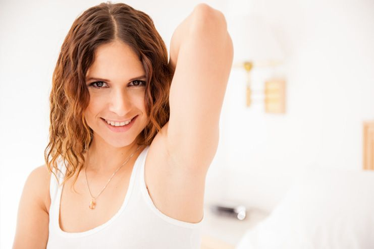 How To Prevent Smelly Armpits
