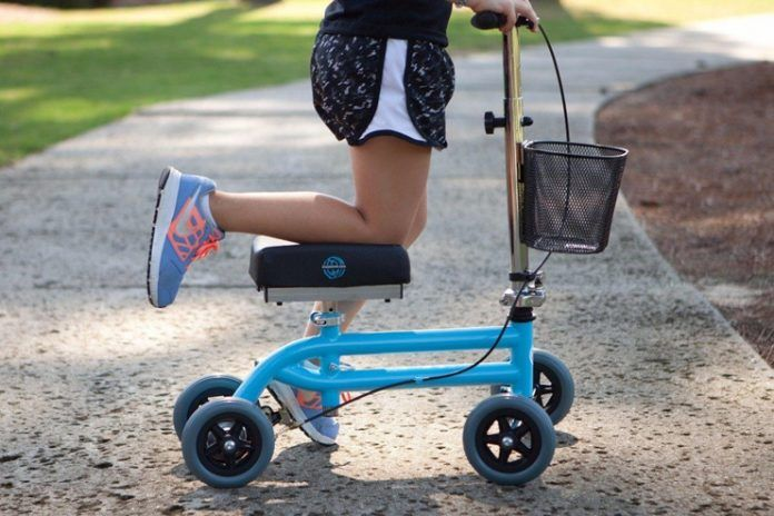 12 Best Knee Scooters To Support Your Fractured Leg