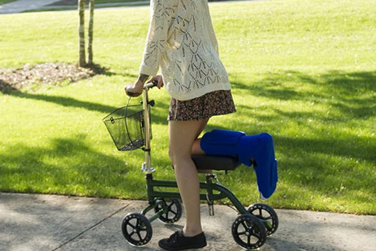 Best rated knee scooter