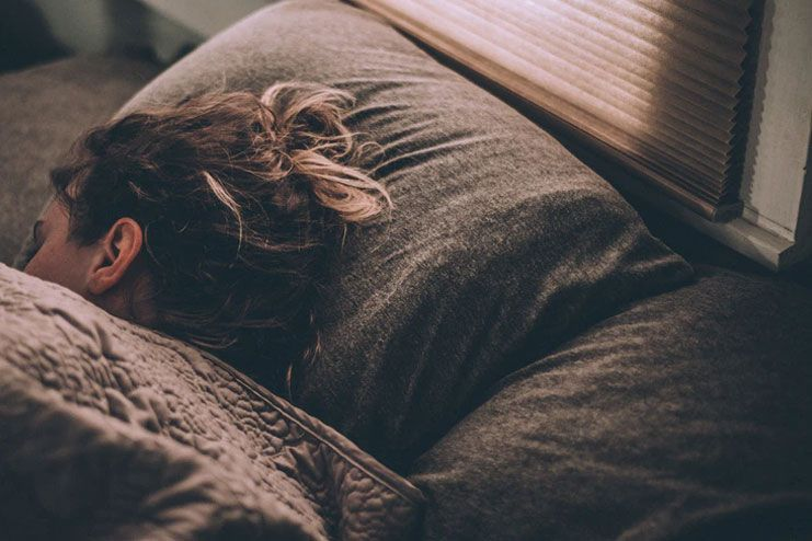 Get enough quality sleep