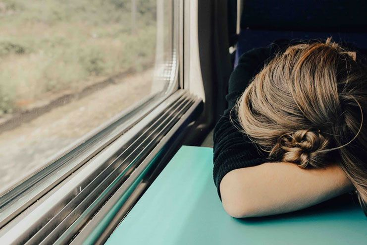 How to overcome afternoon fatigue