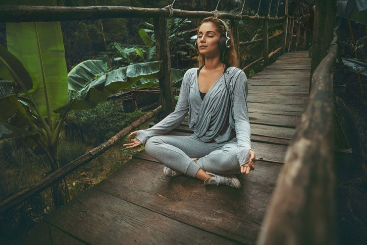 How to your meditate with music