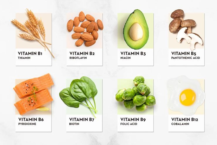Manage your Vitamin B levels