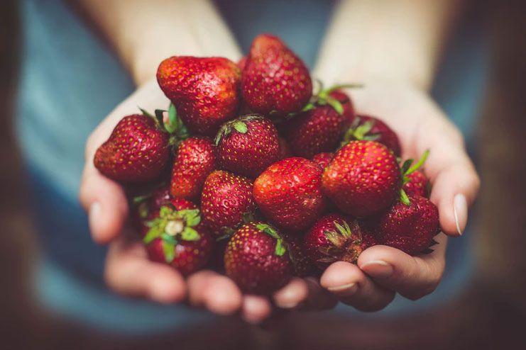 Vitamin C enriched fruits
