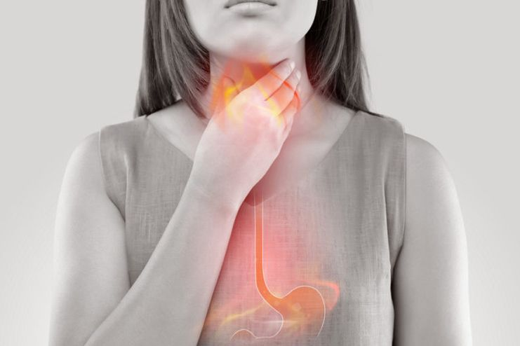 What Causes Burning Throat