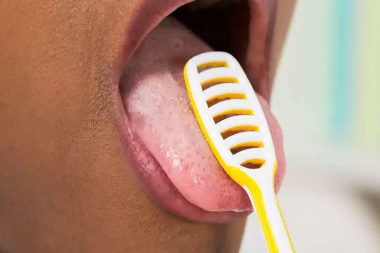 What happens if you dont brush your tongue