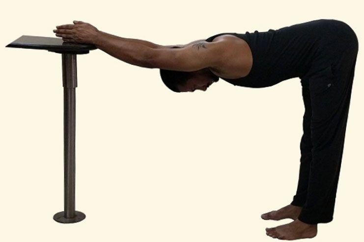 Shoulder Opener Stretch
