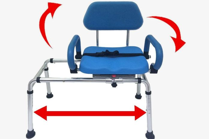 9 Best Bath Chairs for Disabled Adults