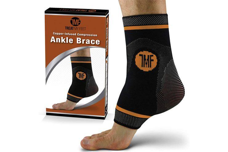 Ankle Compression Brace for Achilles Tendonitis