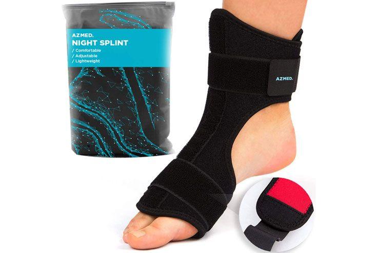 Azmed Night Splint Ankle Brace for Achilles Tendonitis