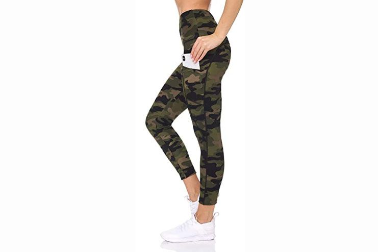 BSP Better Sports Performance Womens Active Leggings