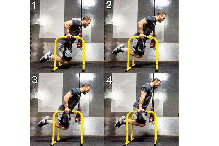 Chest Dips An Intense Cable Crossover Alternative