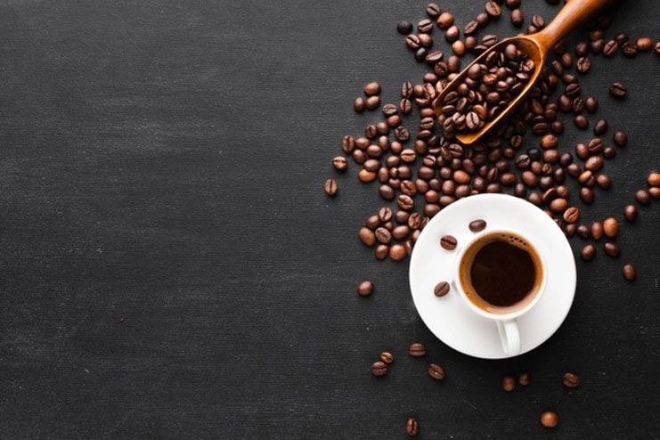 Drinking coffee can dehydrate your body