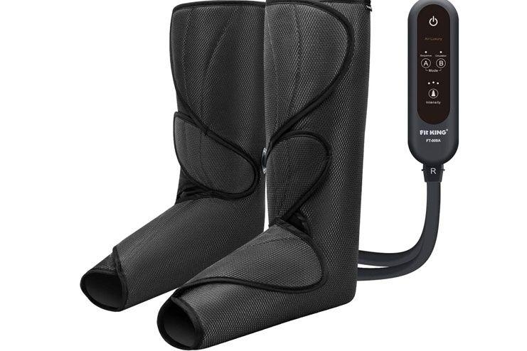 FIT KING Leg Calf Air Massager for Diabetic Foot Pain