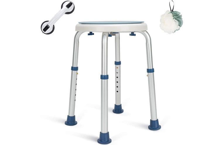 GreenChef Shower Stool-Bath Seat for Disabled Adults