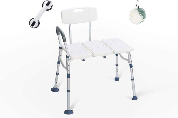 GreenChief Bariatric Heavy Duty Bath Chair