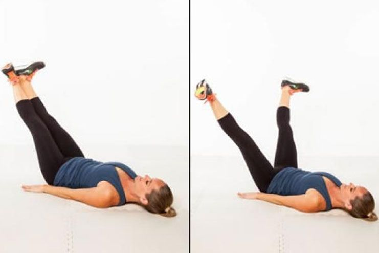 Inner Thigh Circles As A Squat Alternative For Bad Knees