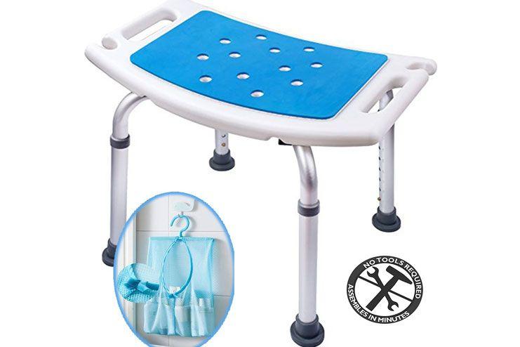 Medokare Shower Stool for Disabled Adults
