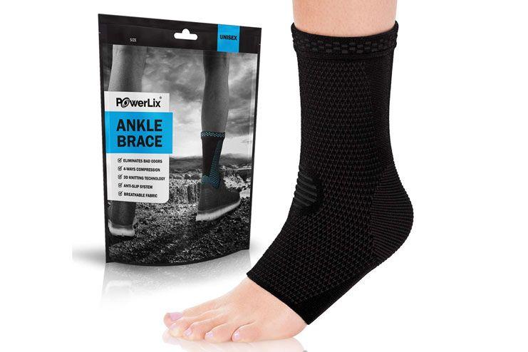 POWERLIX Ankle Brace for Achilles Tendonitis