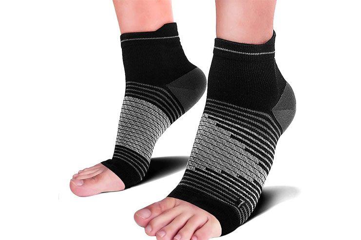 Paplus Plantar Fasciitis Socks for Achilles Tendonitis Relief
