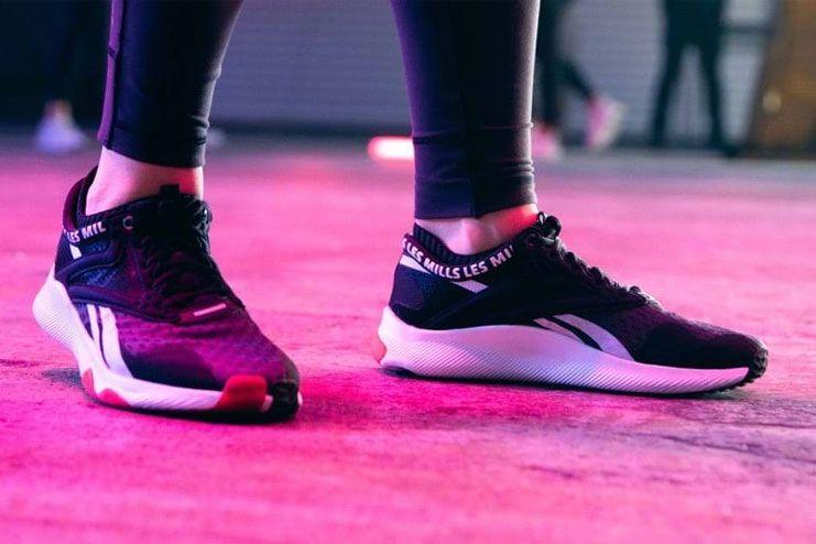Reebok Womens HIIT Training Shoe Cross Trainer