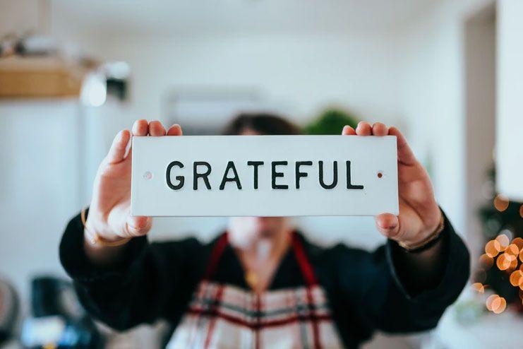 Show Gratitude Avoid Expecting It Back