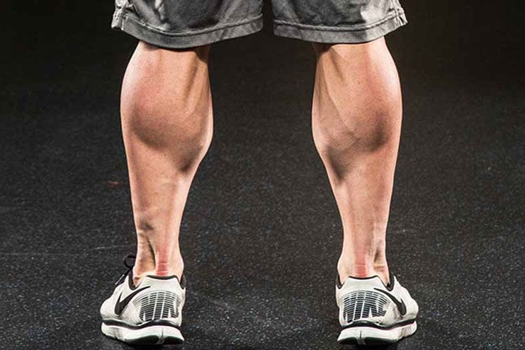 Strengthens Calf Muscles