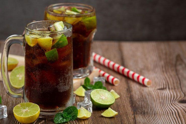 Dont drink fluids through straw