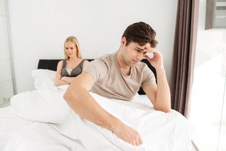 Fear of intimacy due to previous experiences