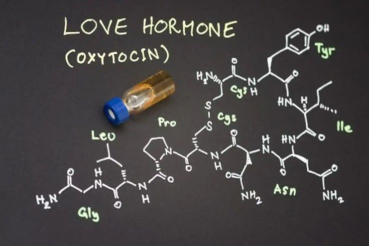 Low oxytocin levels
