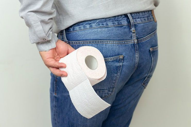 Aids in relieving constipation