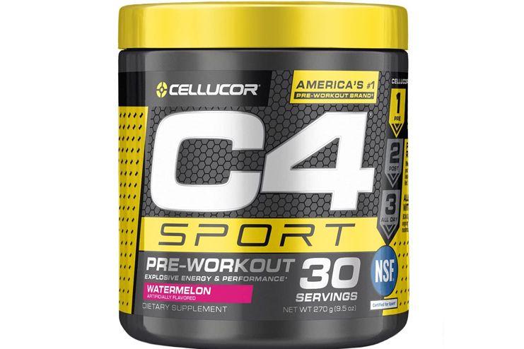C4 Sport Pre Workout Powder Watermelon