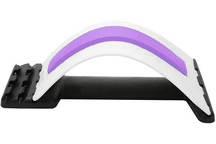 CHIFIT Multi-Level Back Stretching Spine Deck Back Board