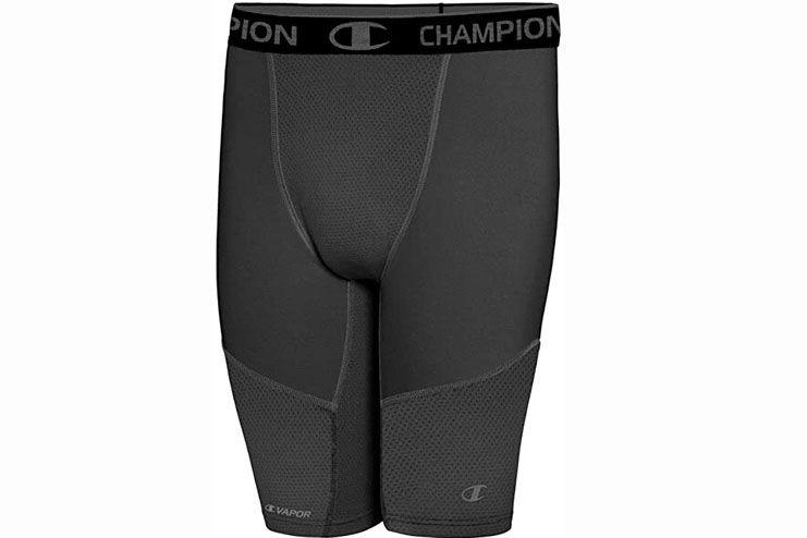 Champion Mens 9 Inch Compression Short