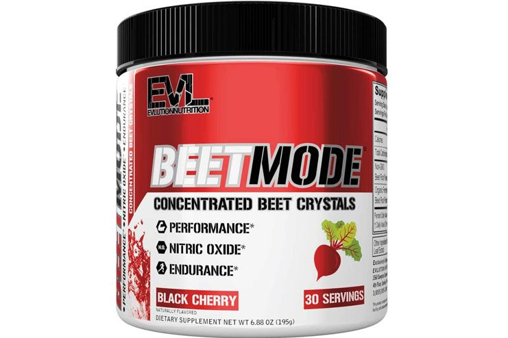Evlution Nutrition Beet Mode, Concentrated Beetroot Crystals